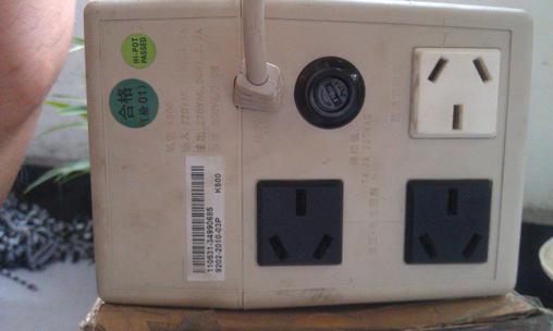 山特k500-pro不间断电源,还有2年保修 -200元